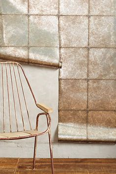 Baroque Reflections Wallpaper - anthropologie.com
