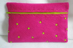 Lily Clutch by GeauxCraft on Etsy, $12.00