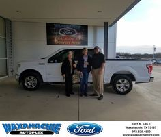 Waxahachie Ford Customer Review  I got great deal !Thanks David!  Carl, https://deliverymaxx.com/DealerReviews.aspx?DealerCode=E749&ReviewId=55508  #Review #DeliveryMAXX #WaxahachieFord