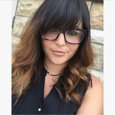 "63 Likes, 19 Comments - Samantha Brookshire (@sams_thehairchair) on Instagram: ""Thought it was about time for a new profile pic! #alwayschangingmyhair 👩🏻‍🎨#stylistlife #fallhair…"""