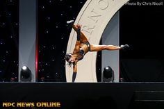 Michelle Blank – 2016 Arnold Classic South Africa