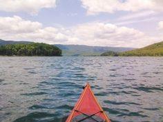 Top Ten Flatwater Paddling Paradises