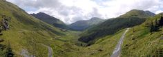 Highlands close to Glencoe - Are all roads really lead to Rome?