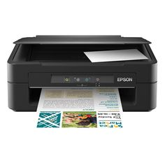 Epson ME-101 All-In-One Inkjet Printer Black