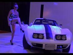 Chevrolet Corvette Exterior and Interior in Full 3D HD
