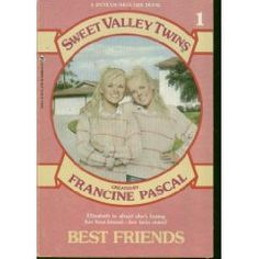 One of my FAVORITE book series when I was a girl.