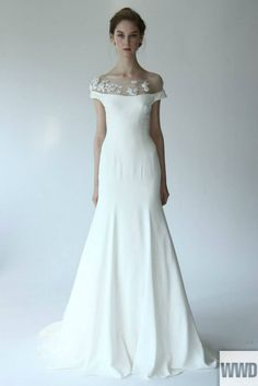 if I could get married again. Lela Rose