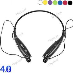 Sports Bluetooth 4.0 + EDR Headset Earphones w/ Microphone CHS-230567 - Wholesale Supplier: TinyDeal