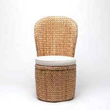 Made Goods Naria dining chair. Too casual?