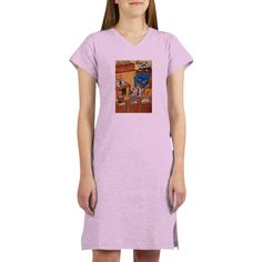020c15463b Katnap Black Do Not Open Until Christmas Nightshirt for Women. One of the most  popular women s nightshirts for Christmas