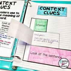 Allusions in mythology interactive notebook 6th Grade Reading, Root Words, Context Clues, Instagram Widget, Prefixes, Study Skills, Reading Strategies, Interactive Notebooks, Teaching Tips