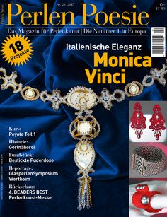 Perlen Poesie 23 - Italienische Eleganz | Perlen Poesie
