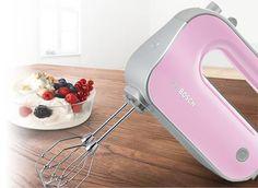 Una joya en tu cocina: Batidoras de repostería Bosch.