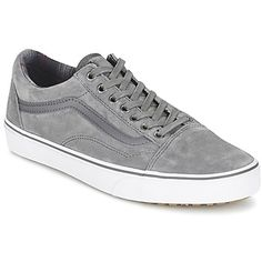 top Vans old skool mte heren sneakers (Grijs)