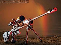 Savage Arms 110 BA in .338 Lapua Sniper