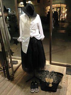 Look dressing  & bag Pomponette