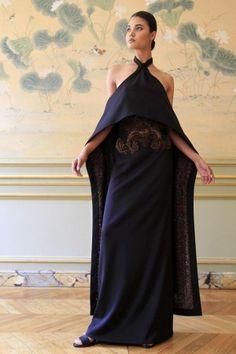 Givenchy _Riccardo Tisci Fall 2012 Couture | Paris Haute Couture