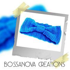 #bossanovacreations #creation #creativity #handmade #hechoamano #headband #loveit #fashion #blue #picoftheday #photooftheday #crochet #crochetaddict #crocheting #ganchilloterapia #ganchillo #knittersofinstagram #knitting #knit #igers #instagrammers Headbands, Crocheting, Creativity, Photo And Video, Knitting, Handmade, Blue, Instagram, Fashion