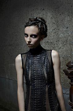 Malgorzata Dudek, Giger Goddess collection