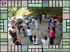 Sintonía en Pareja Venezuela, Caracas, Centro Eudista de Formación San Gabriel. 28 de Septiembre de 2014 Miguel Constenla durante la actividad experiencial: Camino 10