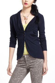 Tulip Knit Jacket - Anthropologie.com