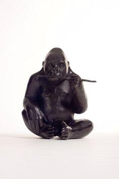 Gorilla Greetje de Vries The Netherlands