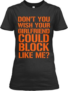 Block Like Me - Roller Derby Tee