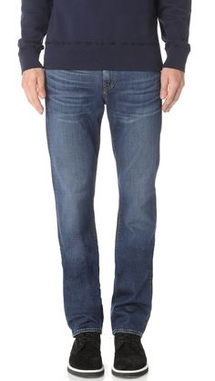 7 FOR ALL MANKIND Slimmy Denim Jeans. #7forallmankind #cloth #jeans