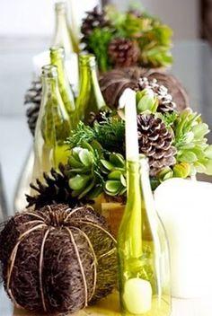 2014 Natural Thanksgiving Decor Ideas