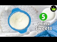 5 Minute Sweets Recipes | Quick & Easy Sweet Recipes | Instant Sweet Recipes | Indian Sweets - YouTube
