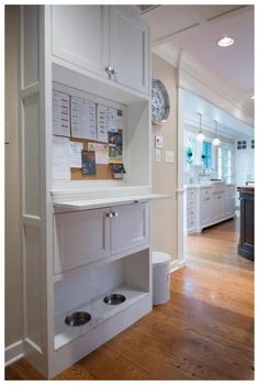 Mudroom Ideas – A mudroom may not be a very essential part of the house. Smart Mudroom Ideas to Enhance Your Home Pantry Cabinet Home Depot, Stand Alone Kitchen Pantry, Kitchen Pantry Design, Kitchen Pantry Cabinets, Kitchen Interior, Kitchen With Pantry, Kitchen Work Station, Kitchen Bulletin Boards, Home Renovation