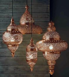 Dekoration - Moroccan pattern to warm your home in autumn