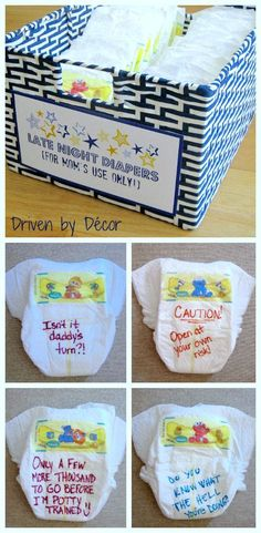 Driven By Décor four fabulous baby shower games & activities | AUGUST 23, 2012 | http://www.drivenbydecor.com/2012/08/four-fabulous-baby-shower-games.html