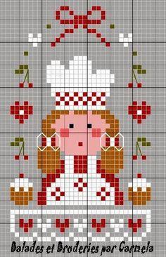 Бесплатные дизайны! Вышивка крестом! Зима. Часть 2.