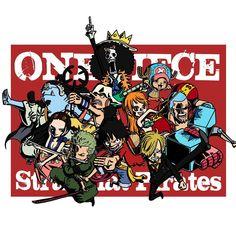 Mugiwara no ichimi chibi One Piece Seasons, One Piece Wallpaper Iphone, 0ne Piece, Insta Story, Dragon Ball Z, Pirates, Chibi, Anime, Draw