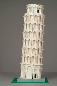 LEGO Leaning Tower of Pisa                                                                                                                                                                                 More