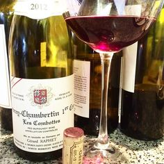 Happy Bastille Day! Thank goodness for French Wine!  Gérad Raphet Gevrey-Chambertin 1er Cru Combottes | 2012 | Burgundy | Aromas of bright red berries violet spices oak smoked meat and dried herbs. Good intensity on the palate with notes of cranberries red strawberries gingerbread red currant clove spice box cinnamon. The palate is extremely youthful fresh and provides good length and bright acidity in the finish. The tannins are firm and present but they will be integrated beautifully in…