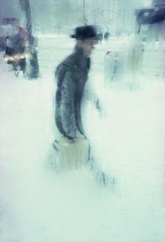 saul leiter photography and works on paper - Google Search