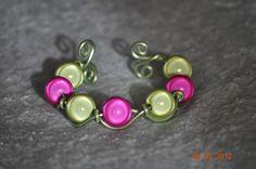 Bracelet avec perles - Cathoo crea création de bijoux