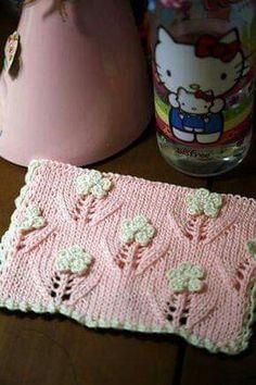 Baby Knitting Patterns, Knitting Stitches, Baby Patterns, Hand Knitting, Stitch Patterns, Crochet Patterns, Crochet For Kids, Crochet Baby, Knit Crochet