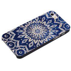 Blue AzteciPhone 5  Cover