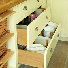 6 ways to pack more storage into your kitchen Organizing, Organization, Kitchen Storage, Ideal Home, Fashion News, Kitchen Remodel, Kitchen Ideas, Trends, Decoration
