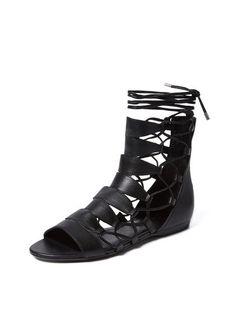 Adal Gladiator Sandal by Sigerson Morrison at Gilt $209
