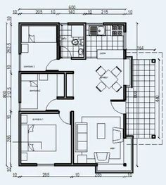 3 Bedroom Floor Plan In Nigeria  Design Ideas 20172018 Simple Three Bedroom Bungalow Design Design Ideas