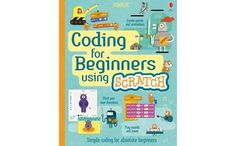 Best kids' books: Coding for Beginners Using Scratch