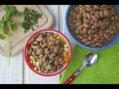 Pressure cooker beans