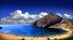 Puerto Rico beach (Canary Islands) Laginha (Cape Verde) Madagh beach Oran, Algeria