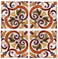Alicia Portuguese tile - Sintra tile Azulejos Art Nouveau, Art Nouveau Tiles, Tile Art, Mosaic Tiles, Tile Patterns, Textures Patterns, Portuguese Tiles, Turkish Art, Background Patterns