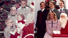 See this family take photos with Santa for 60 straight years