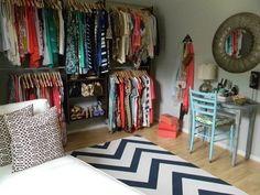 great walk in closet
